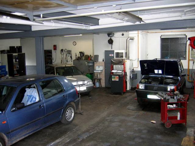 Garage du bretzel r paration toutes marques munster for Garage pour revision